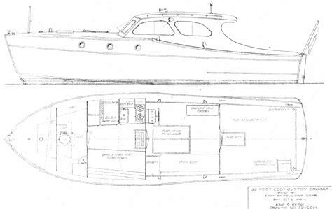 custom boat plans  woodworking