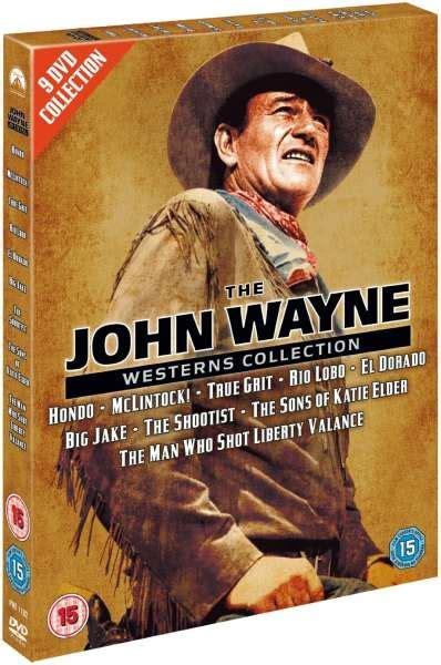 john wayne westerns collection dvd zavvicom