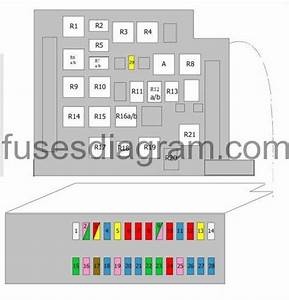 Fuse Box Ford Orion 1990