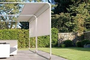 Sonnenschutz Für Den Balkon : design sonnensegel aufrollbar sicht sonnenschutz f r ~ Michelbontemps.com Haus und Dekorationen