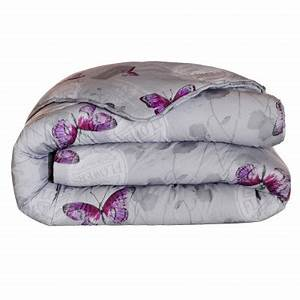 Brise Vue 400g M2 : couette coton imprim c lestine 400g m2 blancheporte ~ Melissatoandfro.com Idées de Décoration