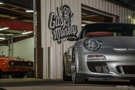 Gas Monkey Garage's Lsswapped Porsche 996 Not Just A