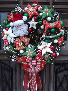 Weihnachtsbaum Rot Weiß : t rkranz kranz weihnachtskranz rot gr n wei tilda art ebay door wreath christmas ~ Yasmunasinghe.com Haus und Dekorationen