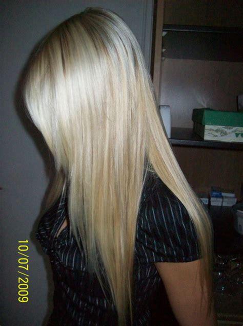 coupe cheveux long degrade effile