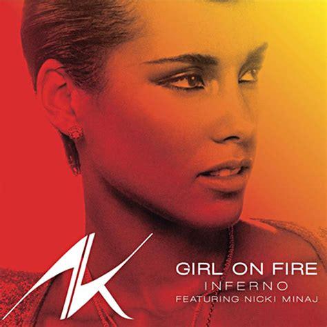 Alicia Keys  Girl On Fire  Explication, Video, Mp3