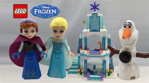 lego disney frozen elsa s sparkling castle review