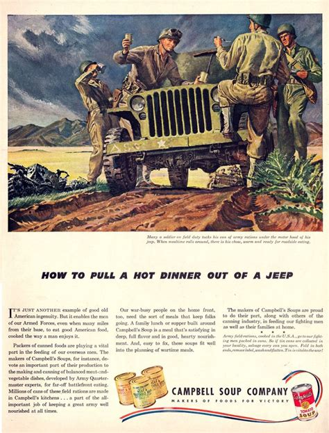 Campbell Soup Company. | Old Ads | Pinterest | Campbell ...