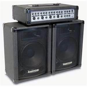Kustom KPA80 Complete PA System at Gear4music.com