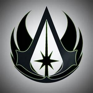 Jedi Assassins Creed Logo | Cool Tattoos | Pinterest ...