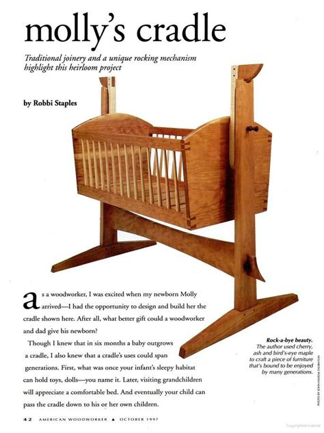 american woodworker google books baby furniture plans