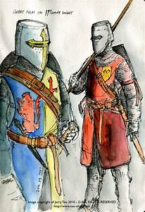11th C Knights w Great Helm by Jerry-Teo on DeviantArt