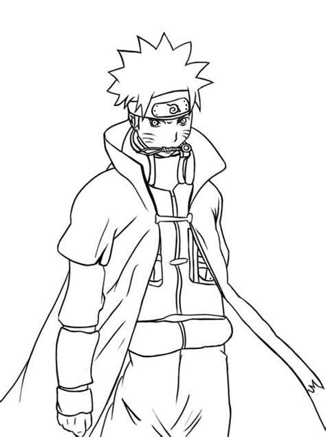awesome naruto coloring page  print  coloring pages   color nimbus