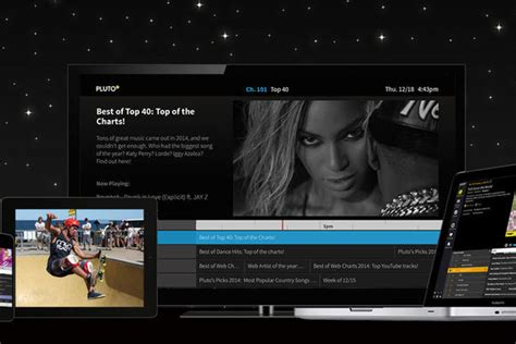 Pluto tv is an open platform and available for installation on the official website or app stores. Pluto.TV is the best cord-cutting app you're not using   PCWorld