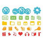 Technology Icons Pack Freevector Graphics