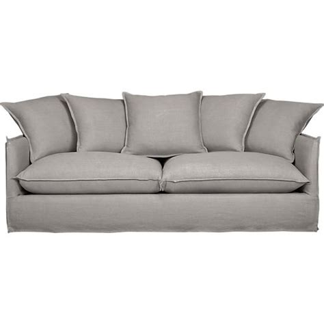 crate and barrel sofas and loveseats crate and barrel hennessy sofa dimensions refil sofa