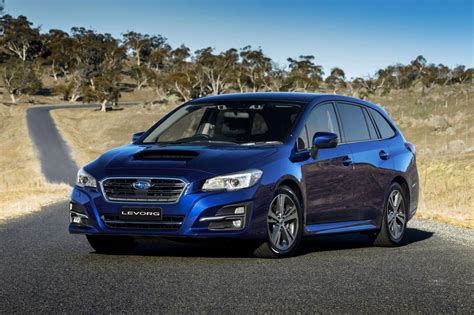 subaru levorg  turbo added   range opener