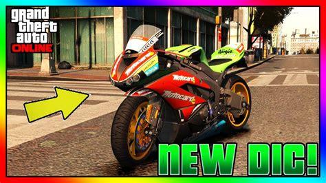 New Motorcycle Dlc Coming To Gta 5 Online! (gta