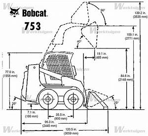 Bobcat 753 - Bobcat - Machinery Specifications