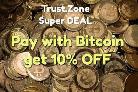 Get Paid In Bitcoin by Pay With Bitcoin Get 10 For Trust Zone Vpn Trust