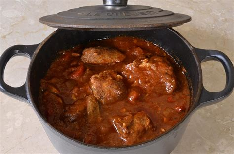 astuces cuisine rapide goulash de porc ma cuisine santé