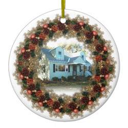 first christmas in new home ornament zazzle