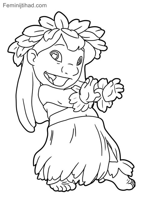 lilo and stitch coloring pages lilo and stitch coloring pages free coloring