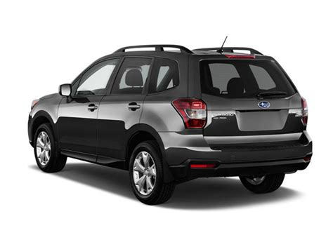 2014 Subaru Forester Review, Prices & Specs
