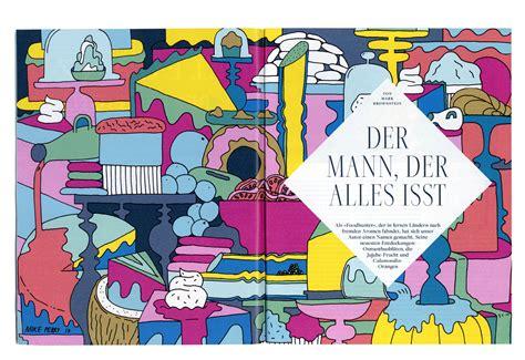 Suddeutsche Zeitung Magazine November Mike
