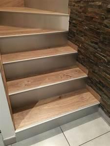 Rénovation Escalier Par Recouvrement : renovation escalier carrelage ~ Dailycaller-alerts.com Idées de Décoration