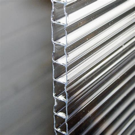 mm twin wall polycarbonate sheet    teksupply