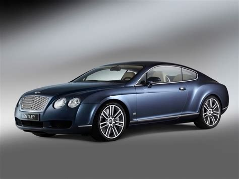 Bentley Car : Bentley Continental Gt [2010]