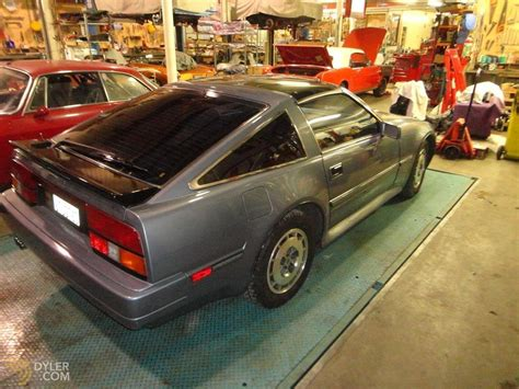 Datsun 300zx For Sale by Classic 1986 Datsun 300zx Fairlady Z For Sale 3576 Dyler