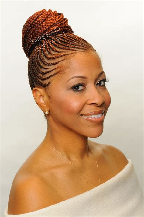 Cornrows Braids Hairstyles Pictures by 75 Black Braided Hairstyles To Wear