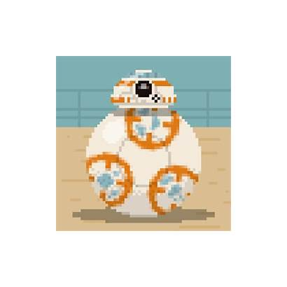 Pixel 64x64 Pixelart Visuel Vu Ici Wars