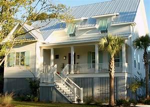 Small, Coastal, House, Plans