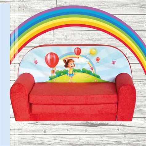 mini canap lit mini canapé lit enfant convertible sofa fauteuil ebay