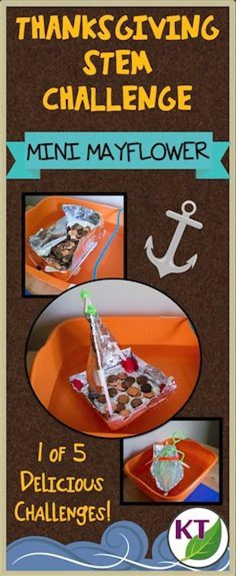 thanksgiving stem challenge mini mayflower thanksgiving