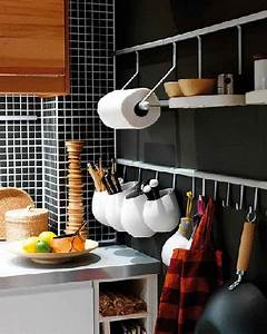 Astuces Rangement Cuisine Faire Soi Mme Deco Cool