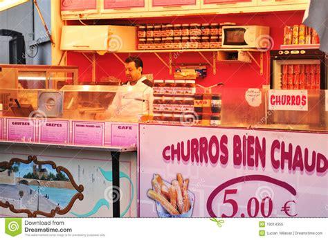 jeux de cuisine de crepe churros image éditorial image du onde nichez crepes 19014355