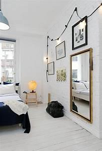 Schlafzimmer Romantisch Dekorieren : led lichterkette sorgt f r eine verlockende atmosph re 25 dekoideen f r innen und au en ~ Markanthonyermac.com Haus und Dekorationen