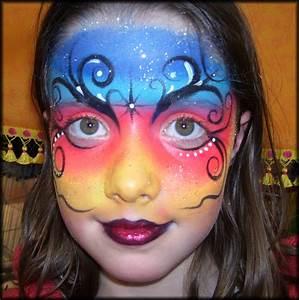 Maquillage Halloween Enfant Facile : tatouages et maquillages kreatisse production ~ Nature-et-papiers.com Idées de Décoration