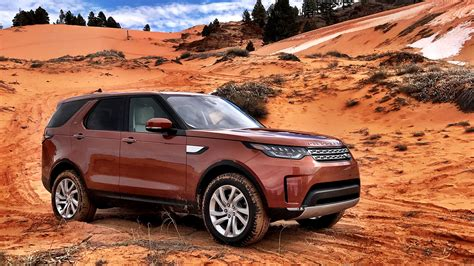 land rover discovery  tdi  test fahrbericht