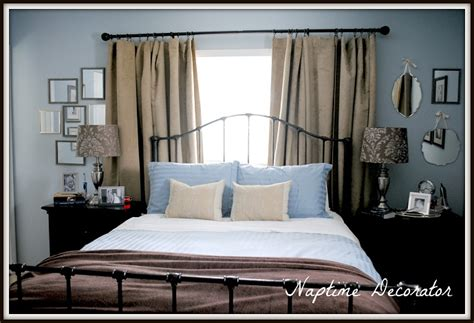Bedroom Decorating Ideas Bed Window by Bed Window Decorating Ideasnaptime Decorator How To