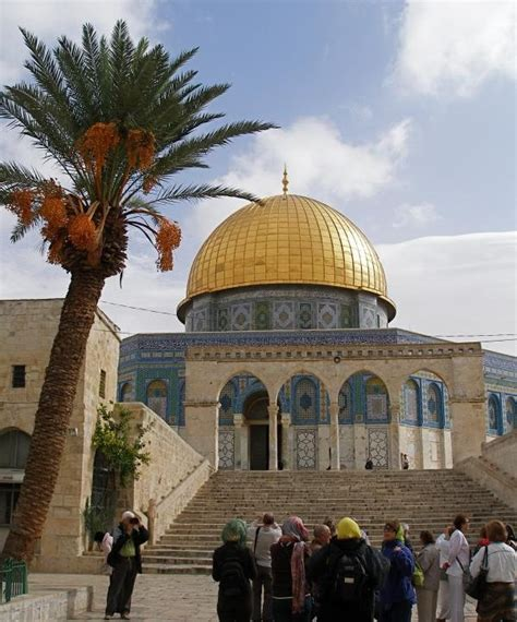 dome   rock   holy land
