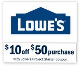 lowes 10 50 entire purchase printable coupon