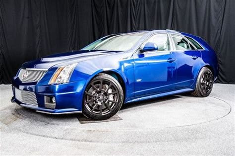 buy   cadillac cts  wagon supercharged opulent