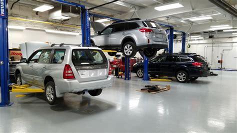 Subaru Repair & Car Service Near Richmond Va  Hyman Bros