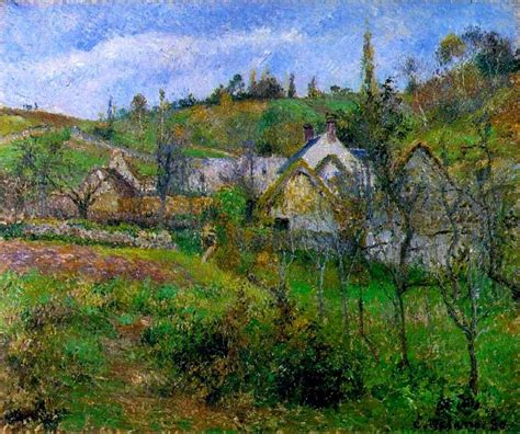 le berger oil near me camille pissarro french impressionism 1830 1903 le