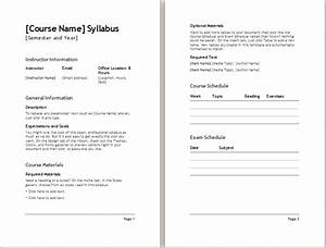 latex syllabus template stylish article latex course With latex syllabus template
