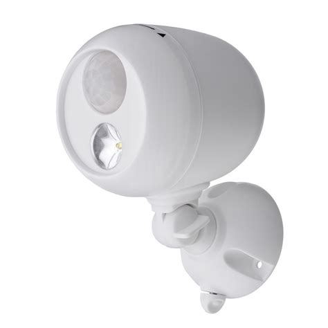 battery powered motion sensor detector outdoor security
